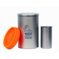 Термостакан  NZ TI TEA CUP 450 ML TTC-450DW